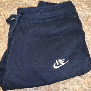 Men's size M nike jogger sweatpants